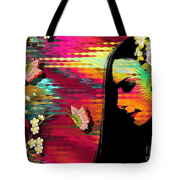 Totality Tote Bag by Ramneek Narang