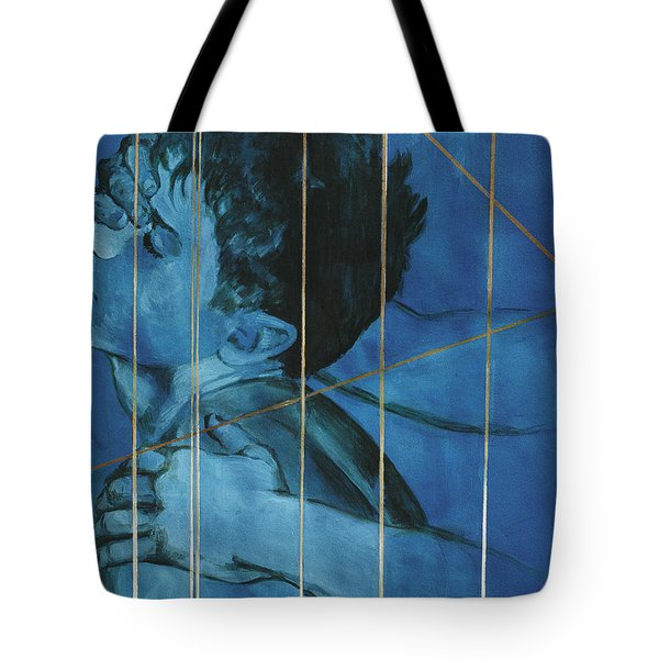 Touch Tote Bag by Rene Capone