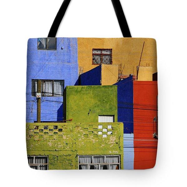 Toy Box Tote Bag by Skip Hunt