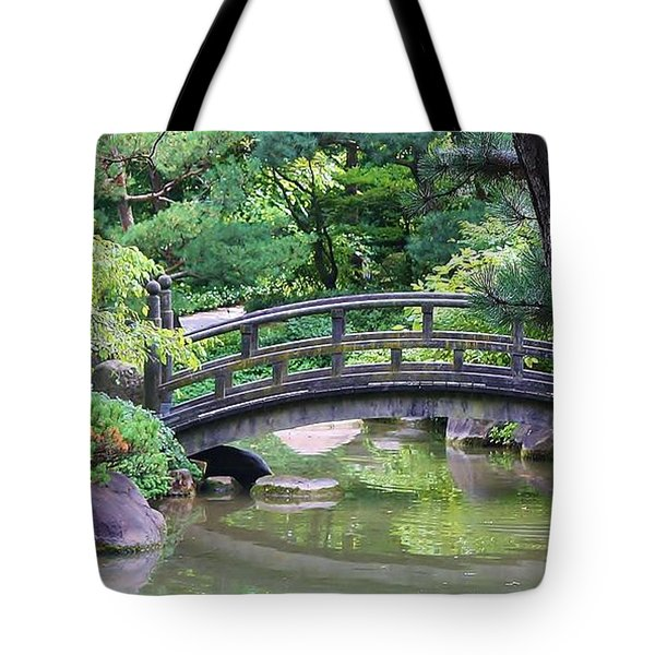 Tranqility Tote Bag by Bruce Bley