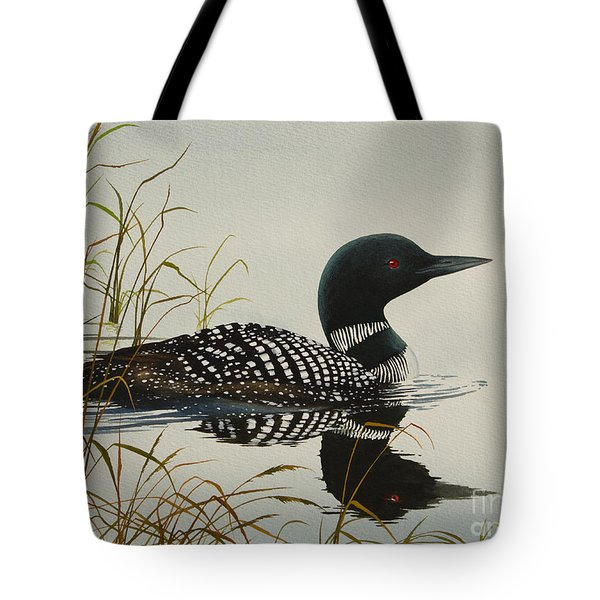 Tranquil Stillness Of Nature Tote Bag by James Williamson