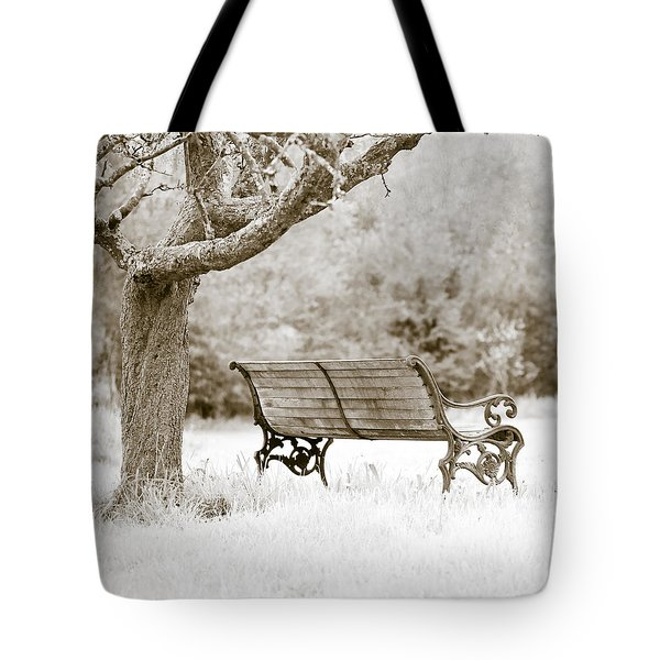Tranquility Tote Bag by Frank Tschakert