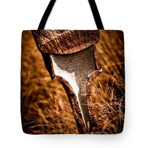 Transformation Tote Bag by Venetta Archer