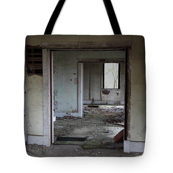 Travel Tote Bag by Amanda Barcon