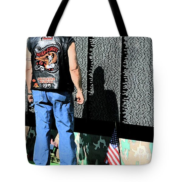 Traveling Wall Tote Bag by Karol Livote