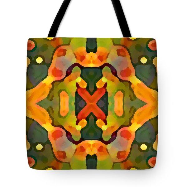 Treasure Tote Bag by Amy Vangsgard