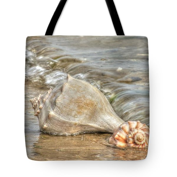 Treasures Found Tote Bag by Benanne Stiens