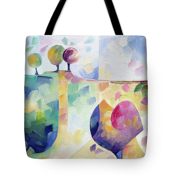 Trio Tote Bag by Beatrice BEDEUR