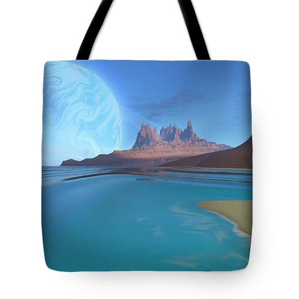 Tripoli Tote Bag by Corey Ford
