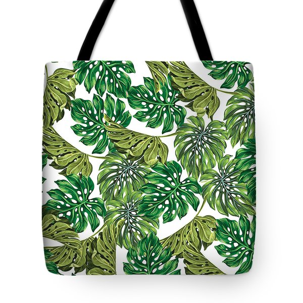 Tropical Haven  Tote Bag by Mark Ashkenazi