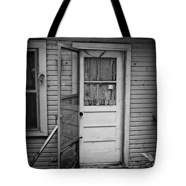 Tuff Times 2 Tote Bag by Perry Webster