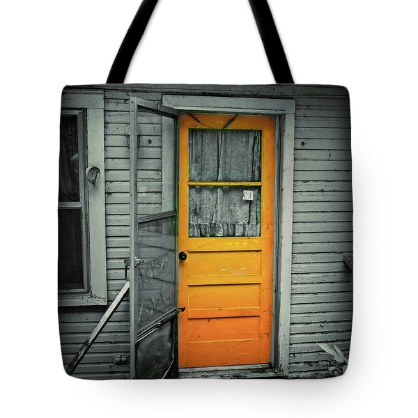 Tuff Times Tote Bag by Perry Webster