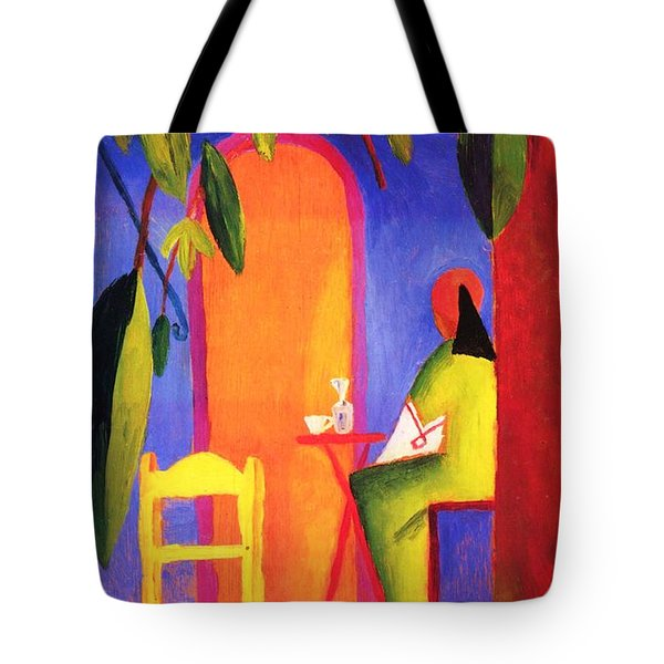 Turkish Cafe II Tote Bag by Pg Reproductions