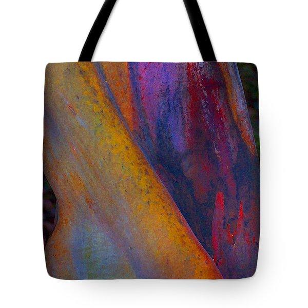 Turning Point Tote Bag by Richard Laeton