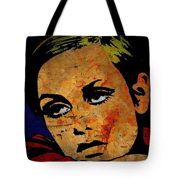 Twiggy Tote Bag by Otis Porritt