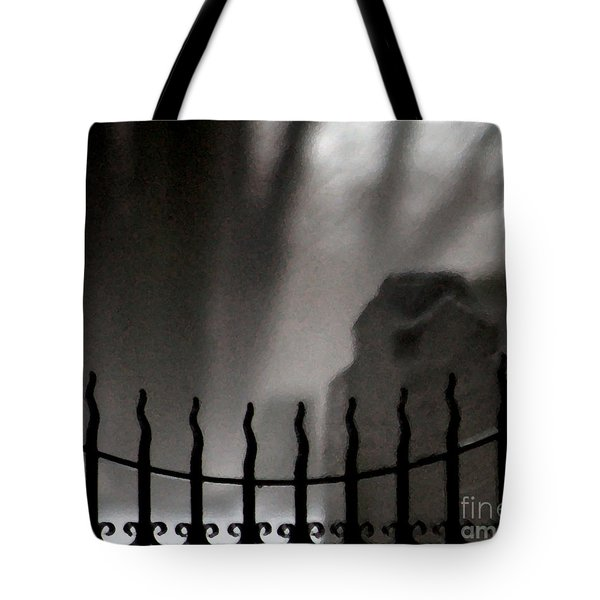 Twilight Beyond Grace Tote Bag by Linda Shafer