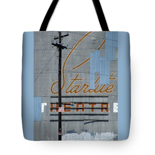 Twilight For Starlite Tote Bag by Joe Jake Pratt