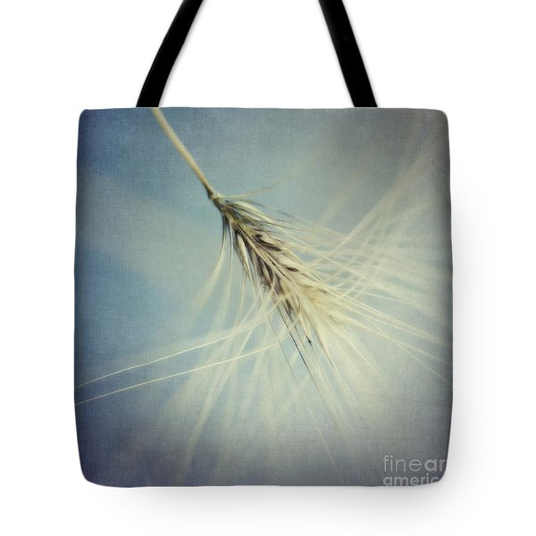 Twirling Tote Bag by Priska Wettstein