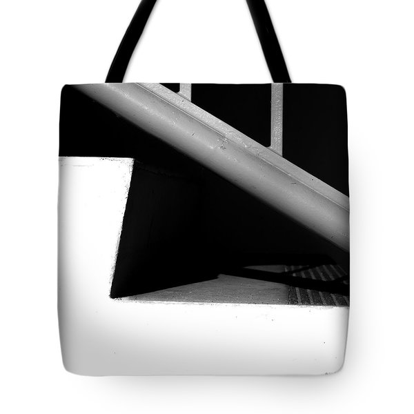 Two Steps Tote Bag by Bob Orsillo