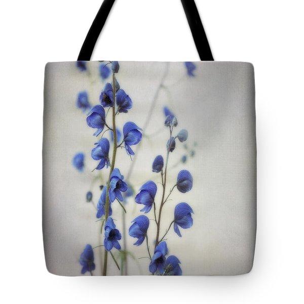 Ultramarine Tote Bag by Priska Wettstein