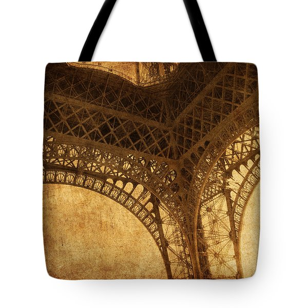 Under Tower Tote Bag by Andrew Paranavitana