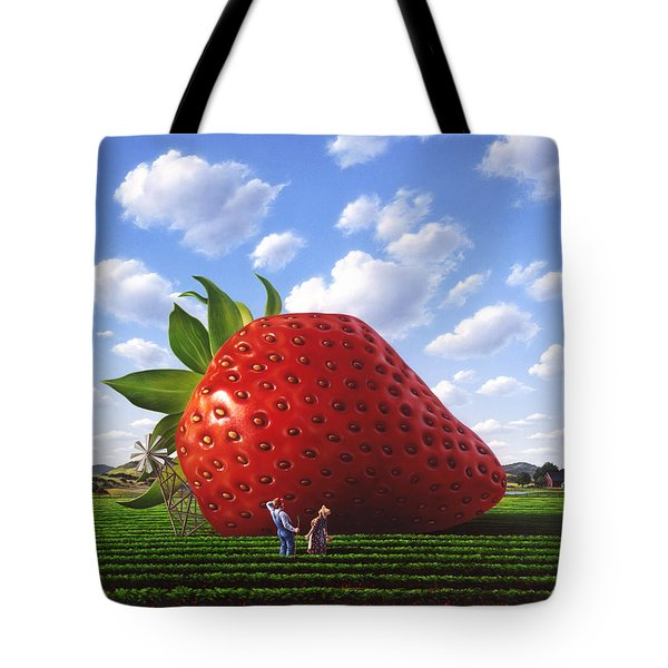 Unexpected Growth Tote Bag by Jerry LoFaro
