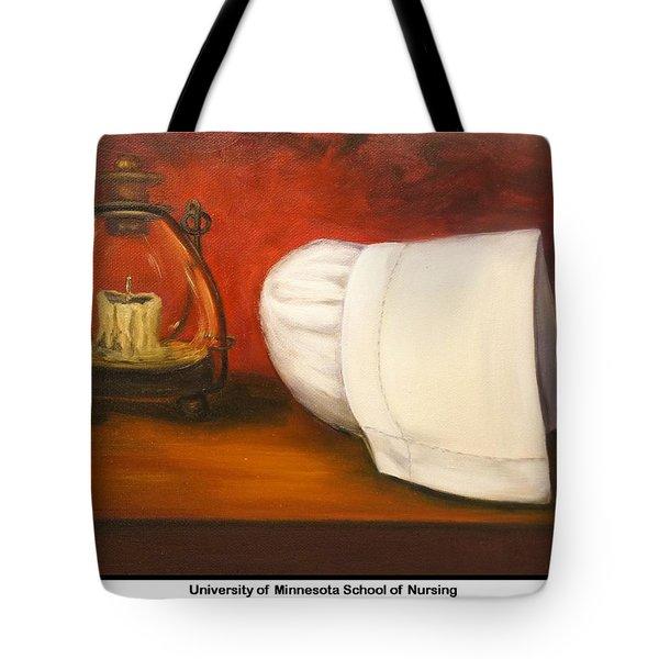 University Of Minnesota School Of Nursing Tote Bag by Marlyn Boyd