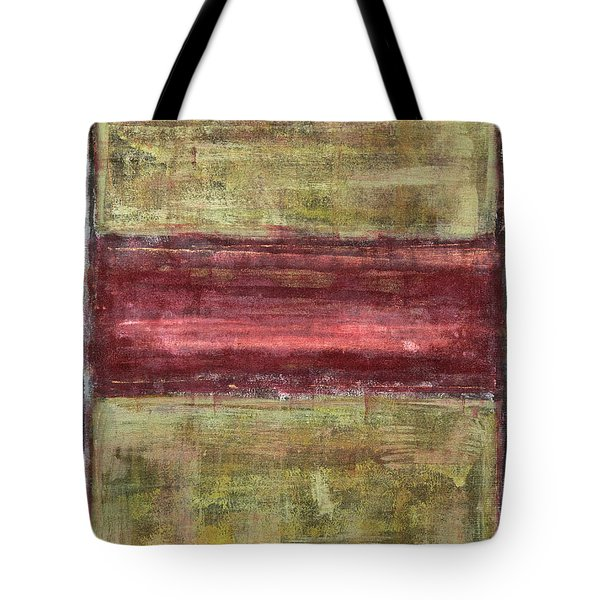 Untitled No. 21 Tote Bag by Julie Niemela