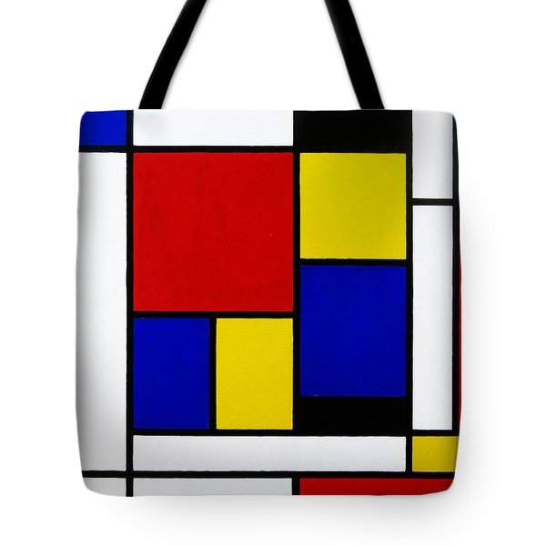 Untitled Tote Bag by Oliver Johnston