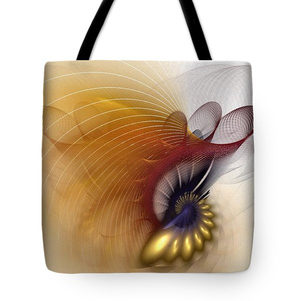 Untitled Study No.601 Tote Bag by NirvanaBlues