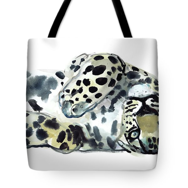 Upside Down Tote Bag by Mark Adlington