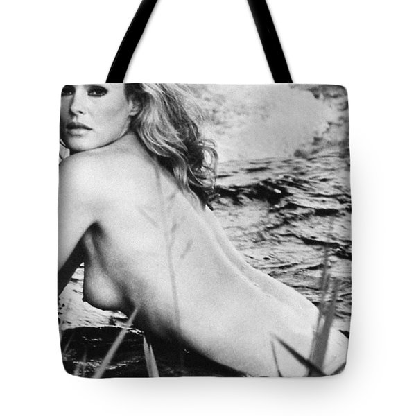 Ursula Andress (b. 1936) Tote Bag by Granger