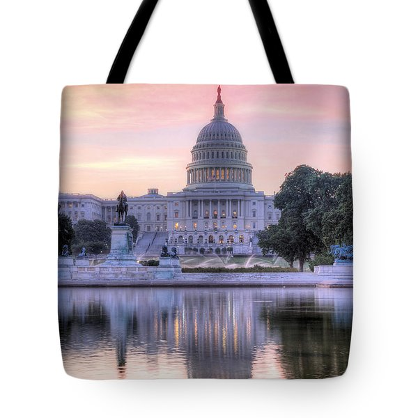 USA Today Tote Bag by JC Findley