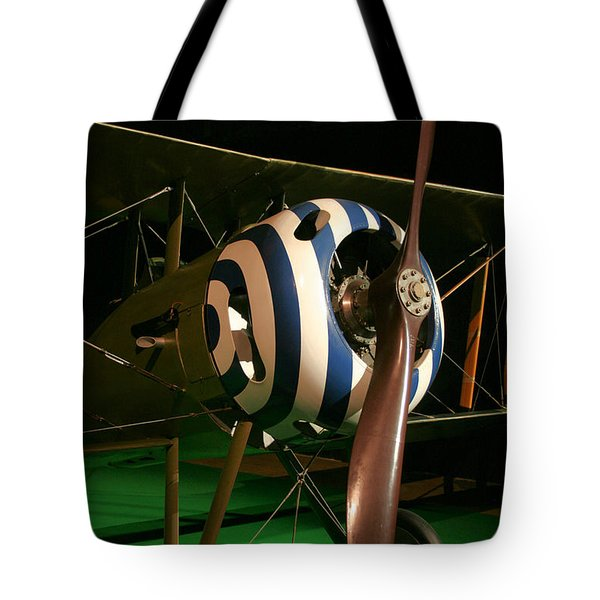 Usaf Museum Wwi Tote Bag by Tommy Anderson
