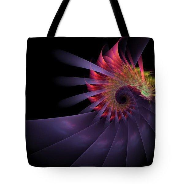 Vanquishing Silence Tote Bag by NirvanaBlues