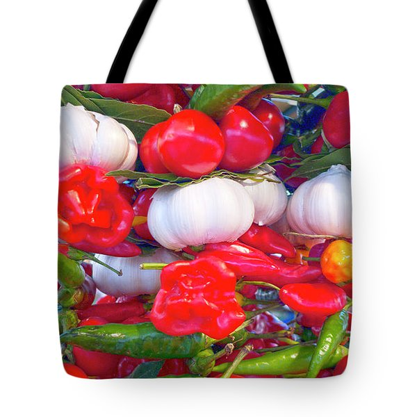 Venice market goodies Tote Bag by Heiko Koehrer-Wagner