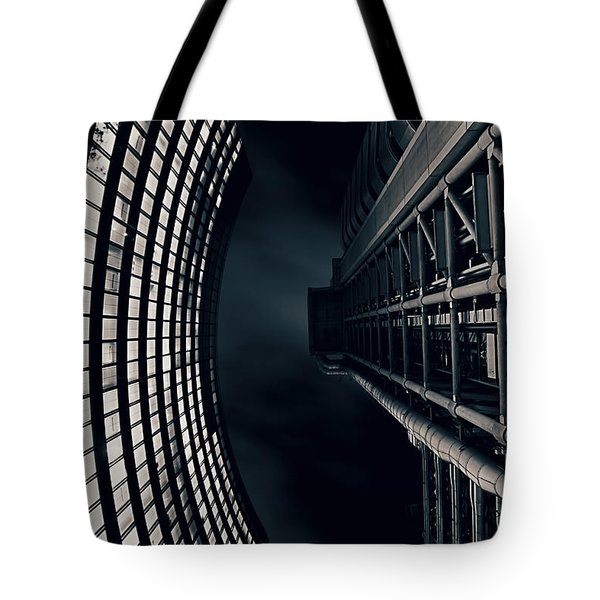Vertigo I Tote Bag by Jasna Buncic