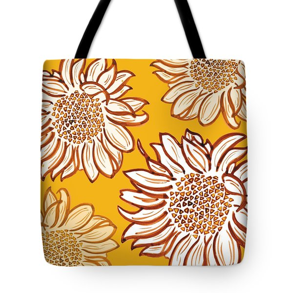 Very Vincent Tote Bag by Sarah Hough