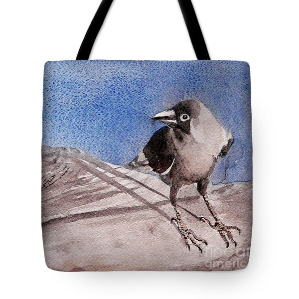 View Tote Bag by Jasna Dragun