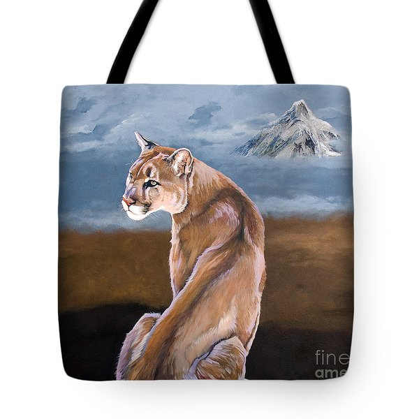 Vigilance Tote Bag by J W Baker