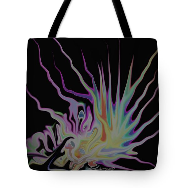Visionary Tote Bag by Gina Lee Manley