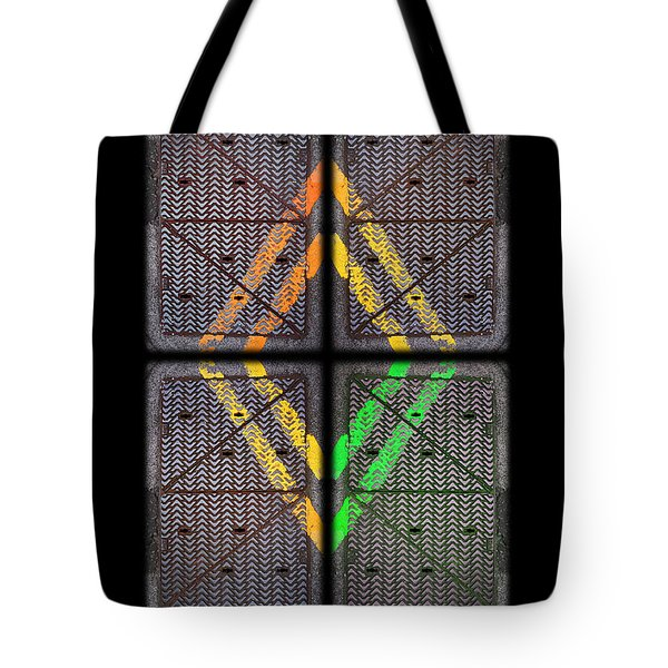 Voices For Green Tote Bag by Charles Stuart