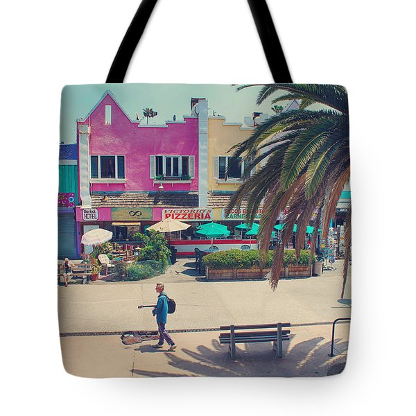 Waitin' For Victorio Tote Bag by Laurie Search