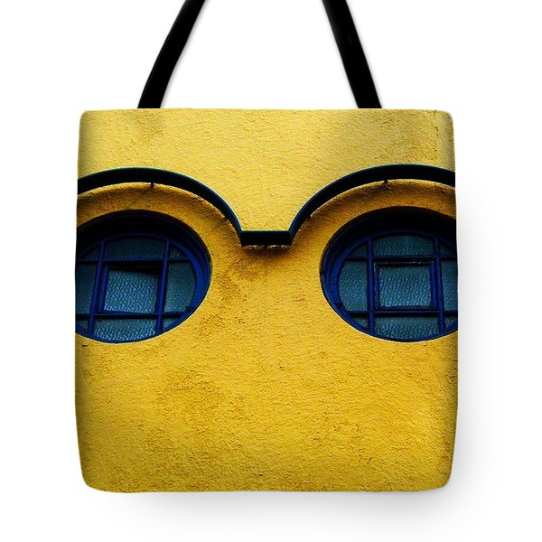 Watching You ... Tote Bag by Juergen Weiss