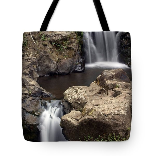 Waterfall 54 Tote Bag by Marty Koch
