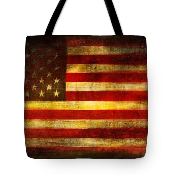 We The People Tote Bag by Brett Pfister