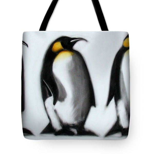 We Three Kings Tote Bag by Paul Powis