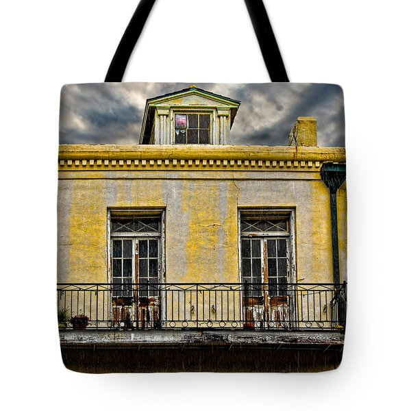 Weathered Tote Bag by Christopher Holmes