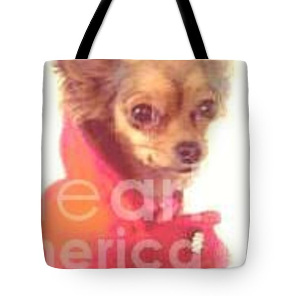 What Big Eyes You Have Tote Bag by Carol Wisniewski