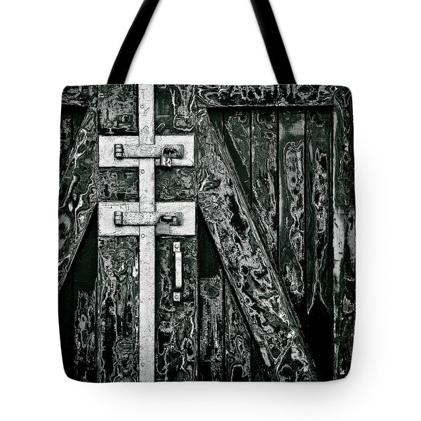 What Once Was Green... Tote Bag by Dave Bowman